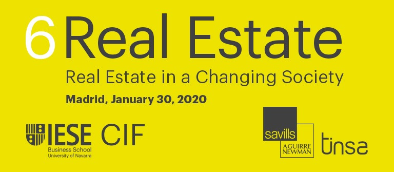 Evento Real Estate IESE